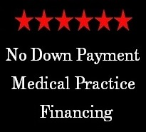 zero down medical practice financing