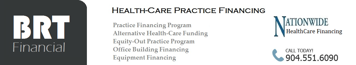 health care practice financing